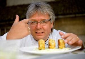 lo chef Herbert Hintner