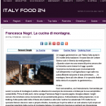 8 gen 2013 Francesca Negri. la cucina di montagna italifood24.it