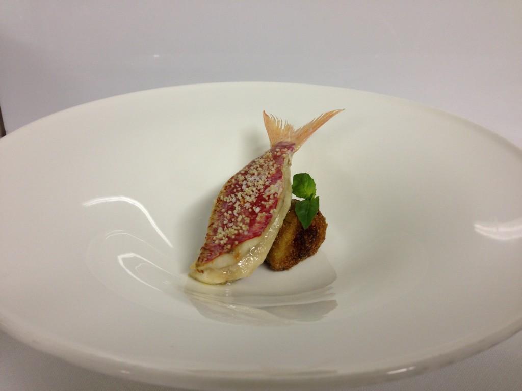 Assez La triglia secondo Antonino Cannavacciuolo – Geisha Gourmet JN18