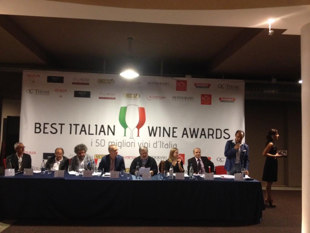 BestItalianWineAwards2013