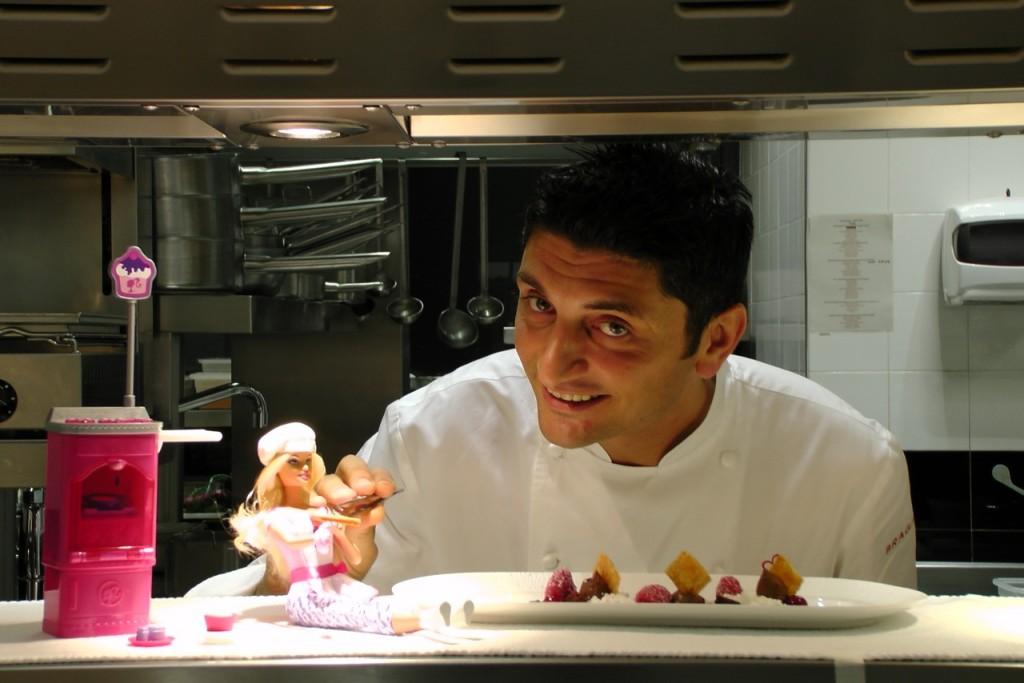 Chef Andrea Aprea, Restaurant VUN