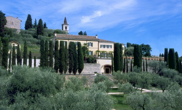 Villa Berlvedere, sede gardesana di GIV