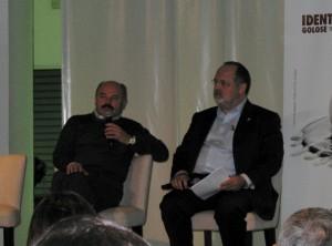Oscar Farinetti e Paolo Marchi