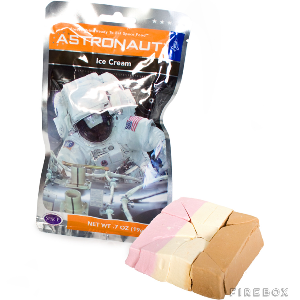 Dehydrated Astronaut Food - Pics about space