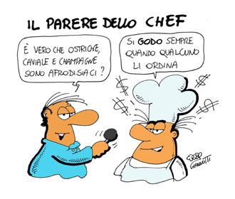 Le vignette di Giannotti per Geisha Gourmet   il parere dello chef