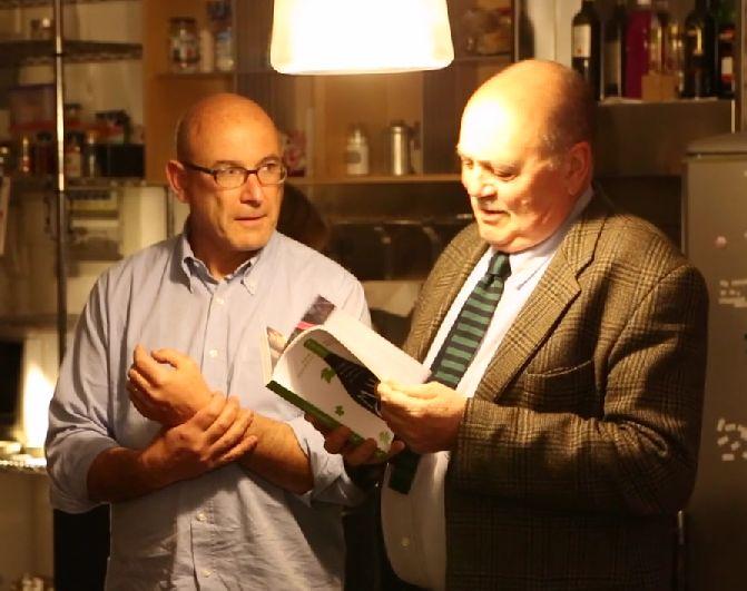 Mauro Fermariello e Ampelio Bucci