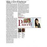 14-01-2017 Corriere del Trentino e dell'Alto Adige Alto Adige contest extreme Sfide a suon di barbecue