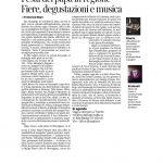 18-03-2017 Corriere del Trentino e dell'Alto Adige Festa del papà in regione Fiere, degustazioni e musica