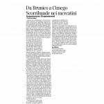 19-12-2015 Corriere dell'Alto Adige Da Brunico a Cimego