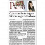 Corriere del Trentino 20 dicembre 2014 Cottura maniacale e rigore. Sfida tra maghi del barbecue