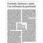 Corriere dell'Alto Adige 19 luglio 2014