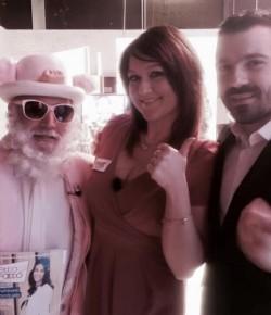 GG tra poco su Rai2, Detto Fatto, con Caterina Balivo e il mio IV wine tutorial