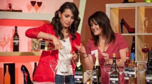 Detto Fatto Rai2 wine tutor GG | Quarto tutorial | I bicchieri da bianco e bollicine