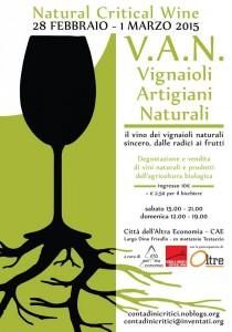 Natural Critical Wine 2015
