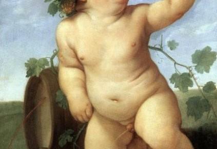 Bacco vuole diventare Cupido