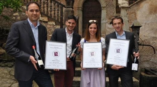 I migliori Pinot Nero 2012