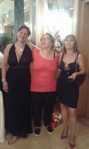 Simona, Claudia e Giovanna