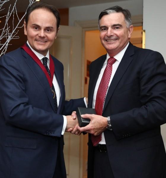 Matteo Lunelli neuer Präsident der IWSC