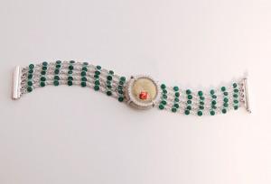 Nadia Zenato Jewelry Green Paradise