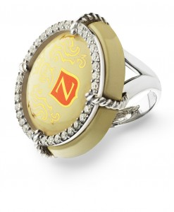 Nadia Zenato Jewelry Wine Lovers Ring