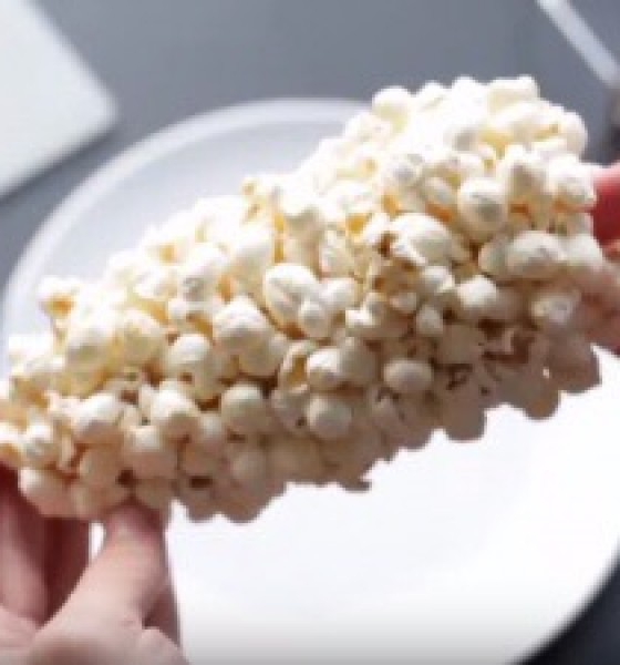 National Popcorn Day: Pop-cob e Wine pairing