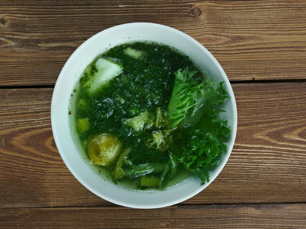 verde vegetale