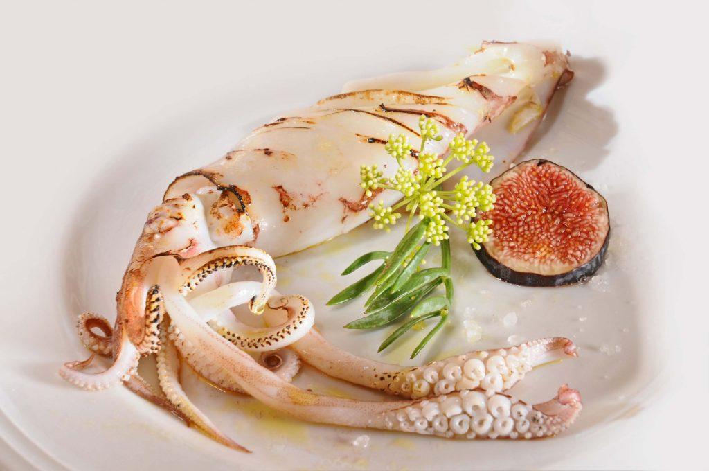 Piatto calamaro m - Umago