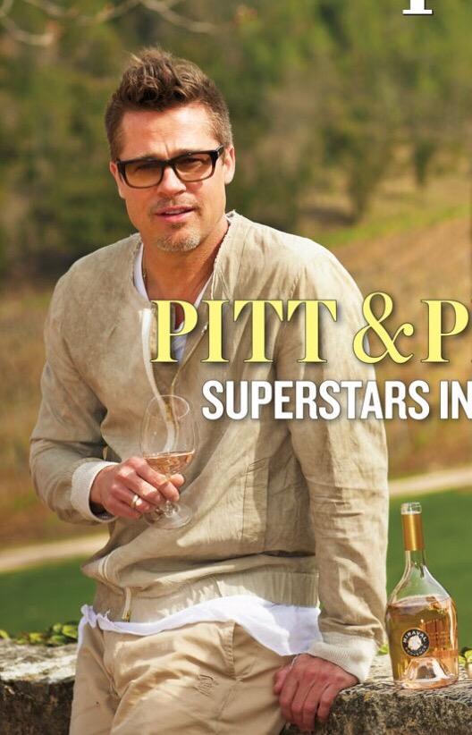 Pitt&Jolie e la questione Chateau Miraval