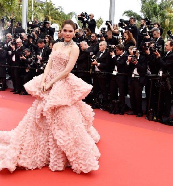 Passerella per i Pink Wine a Cannes