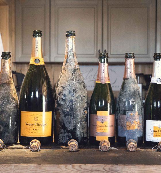 Come il mare affina lo champagne