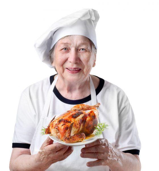 10 ricette della nonna a base di pollo