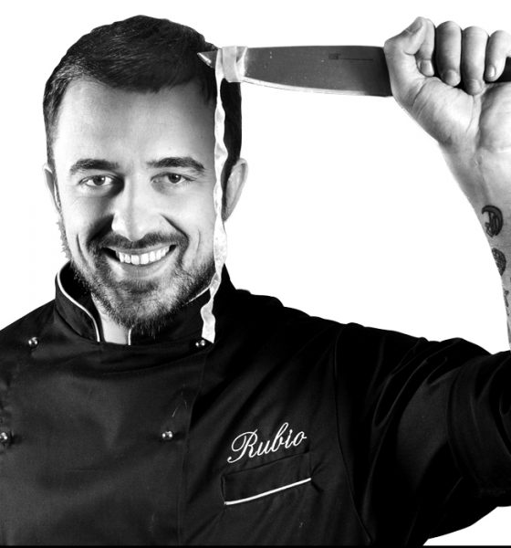 Cucina in tutti i sensi, torna la web serie di Chef Rubio