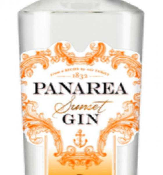 Panarea Sunset Gin: romanticità al basilico e pomplemo
