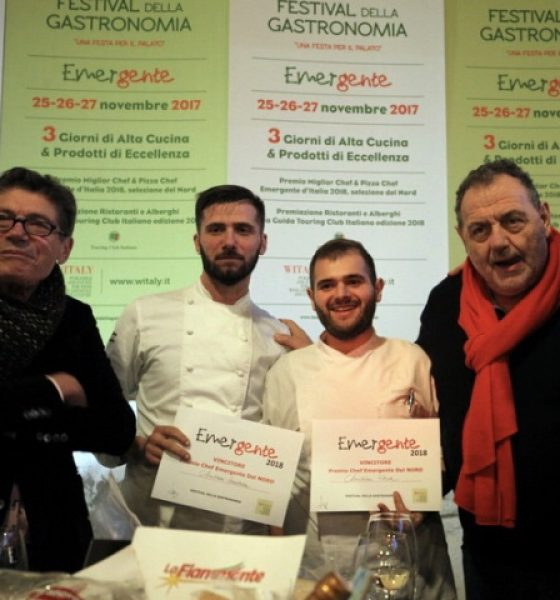 Emergente Chef Nord 2018 a Fava e Mandura