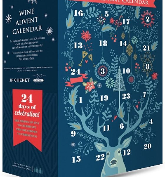 Il Wine Advent Calendar e le palline al Gin