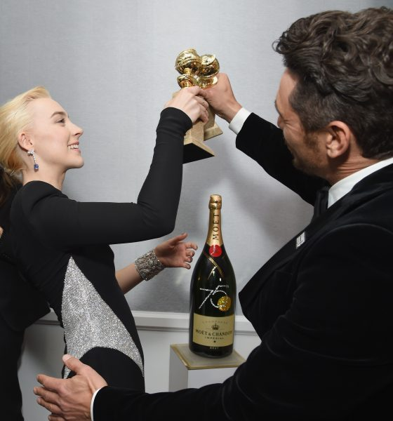 THE MOËT 75, il cocktail da Golden Globes 2018